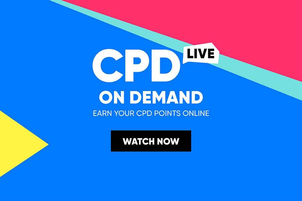 Catch up on all CPD-Live June 2021 sessions here now!