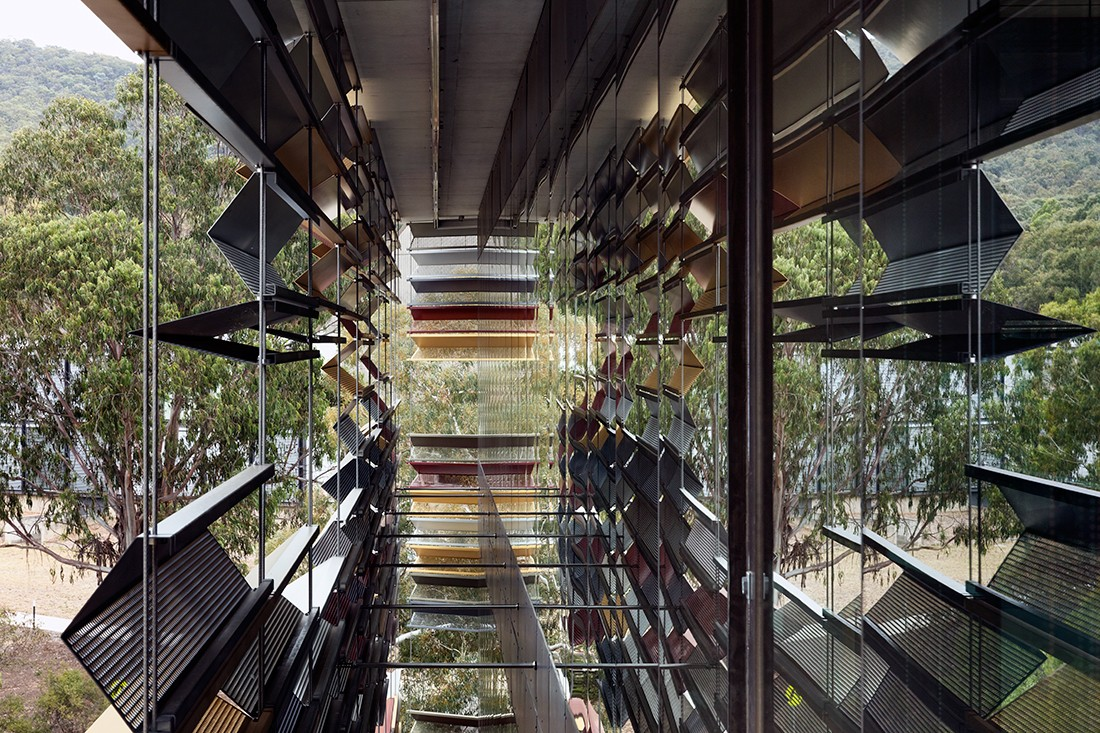 An Xbox shaped building: CSIRO Canberra by BVN | Indesignlive