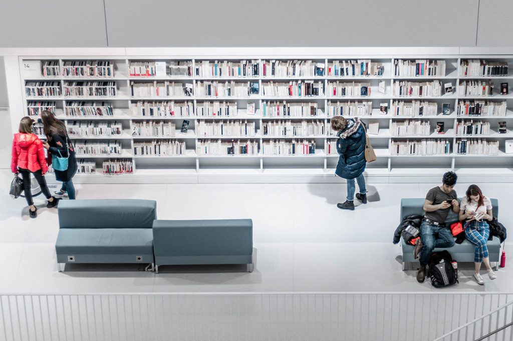 Libraries 5
