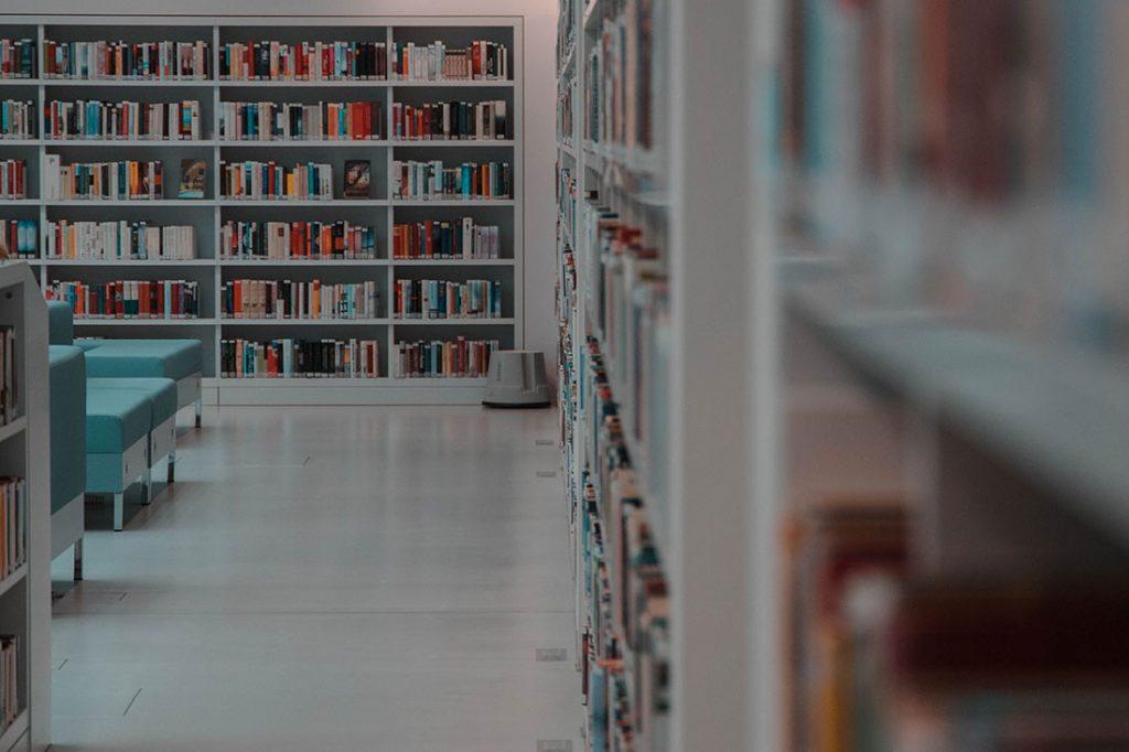 Libraries Lionel Bowen 6
