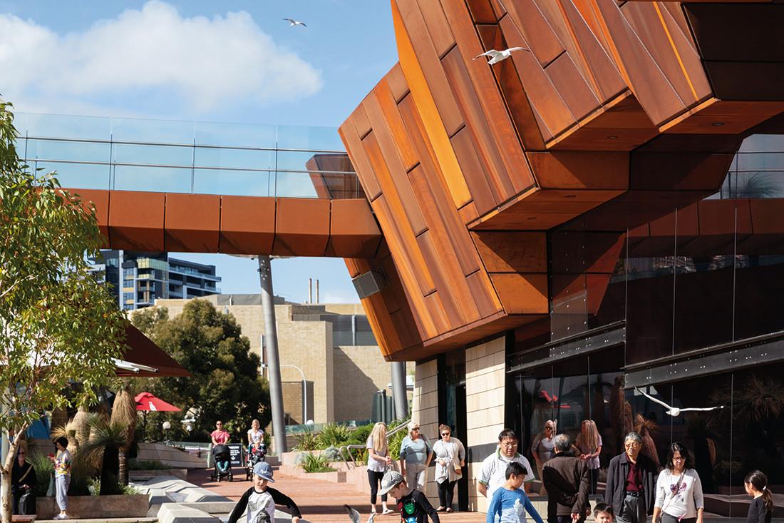 Cameron Bruhn MMXX explores the powerhouse that is Australian architecture