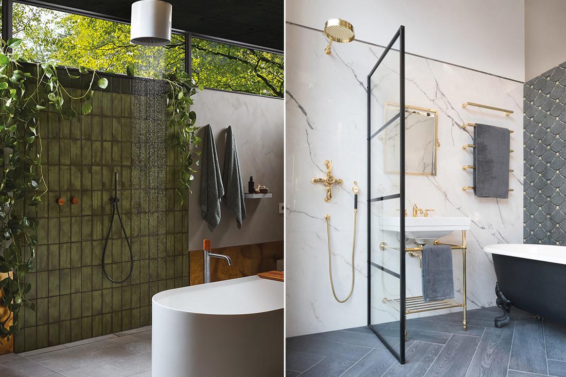 What defines Australian bathroom design?