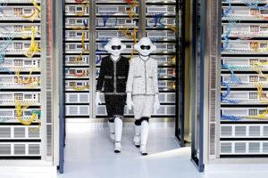 Chanel ss17 Big Data Walk | IndesignLive