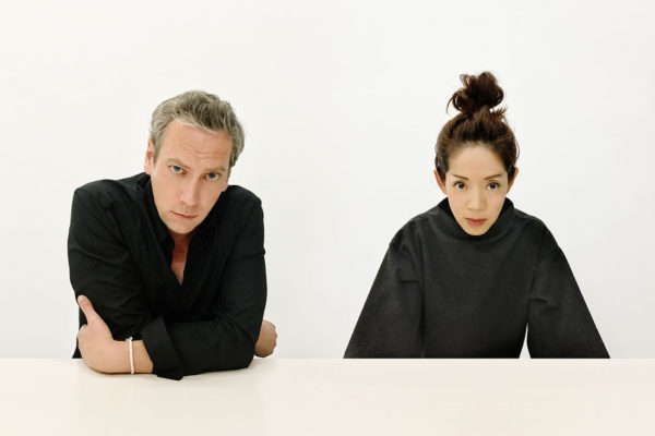 Christoph Hoelsche Vogl (left) and Chui Lai Judy Cheung (right), co-founders of Cheungvogl.