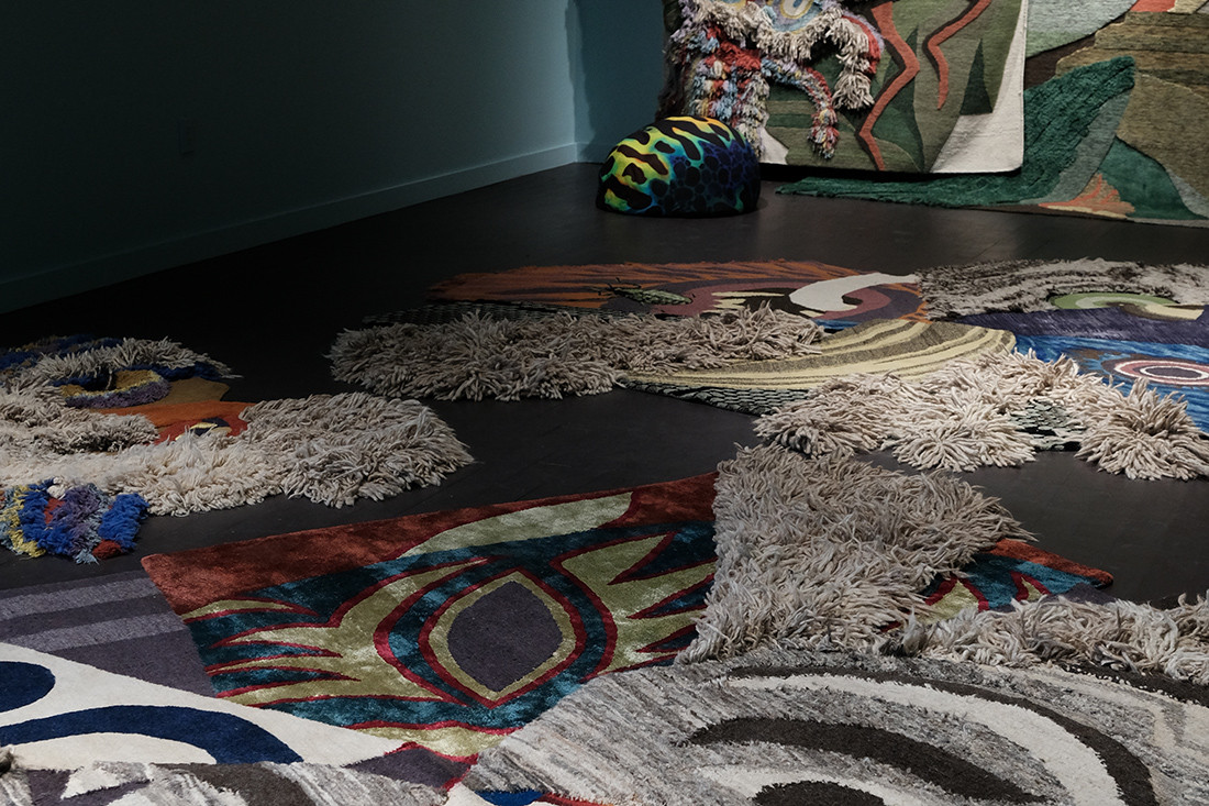 Christoph Hefti rug designs: worn by all the fashionable floors