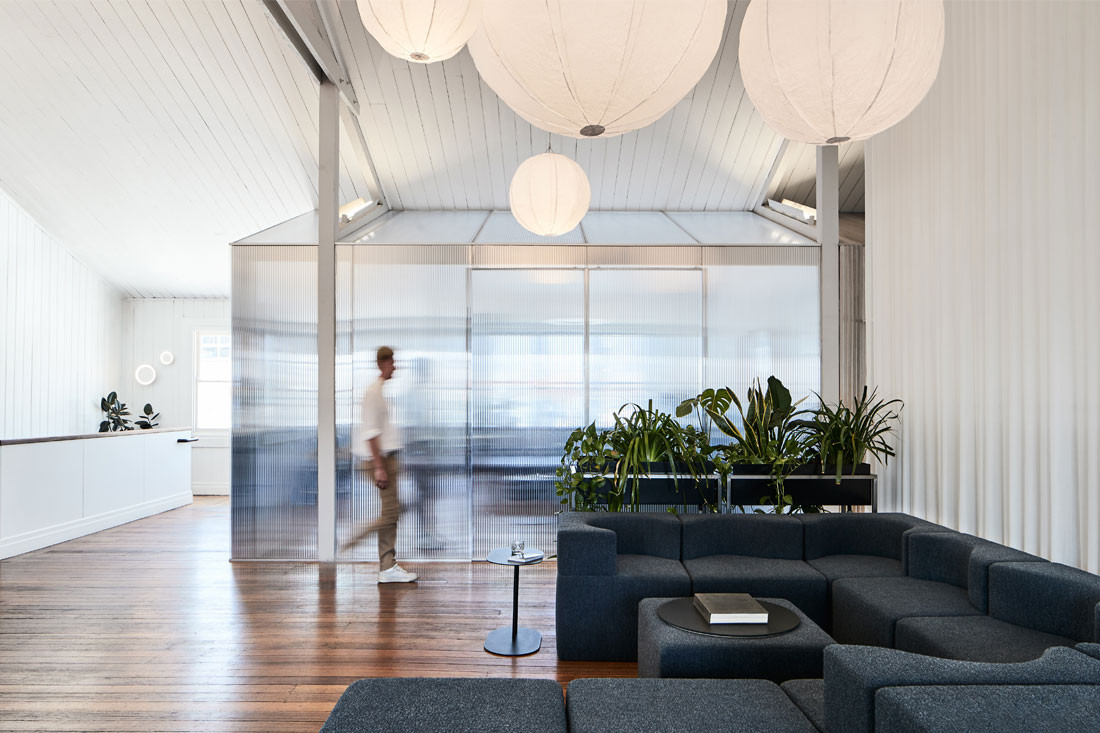 The Cloud: Foolscap's new base reveals a distinctly collaborative spirit in the heart of Melbourne's design community