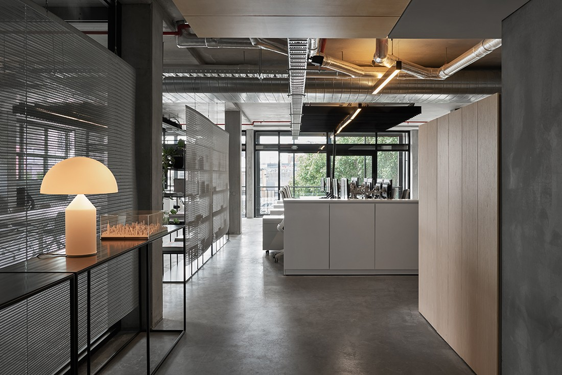 Leading by example: Conrad Architects' new workplace | Indesignlive
