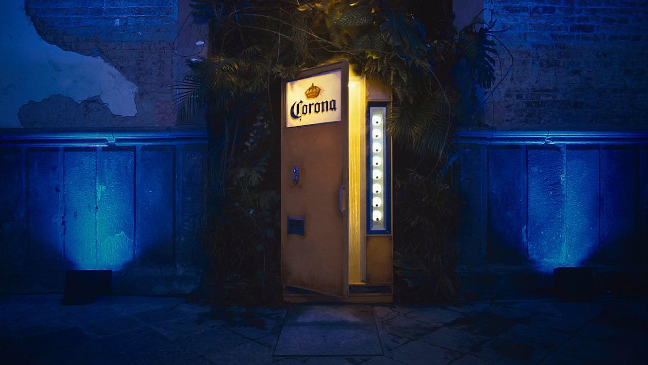 Paradise Portal for Corona