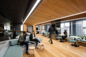 DesignInc refits University of Melbourne Business School