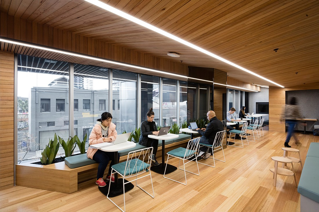 DesignInc refits University of Melbourne Business School 13