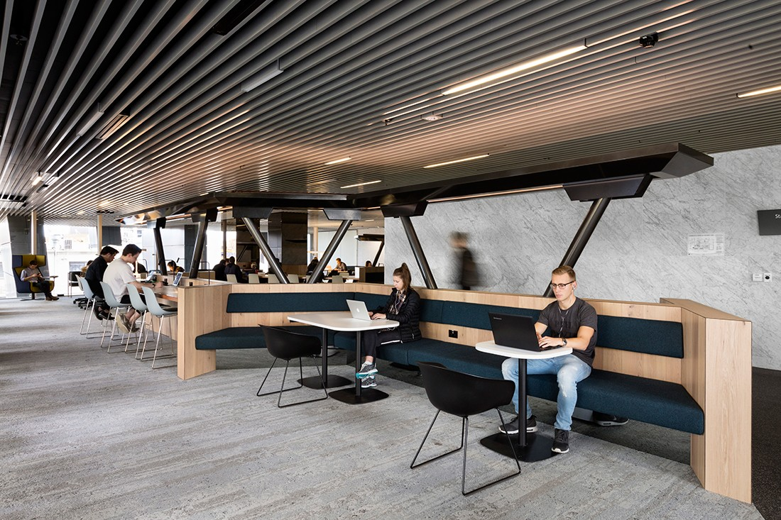 Is the future of education design from the workplace