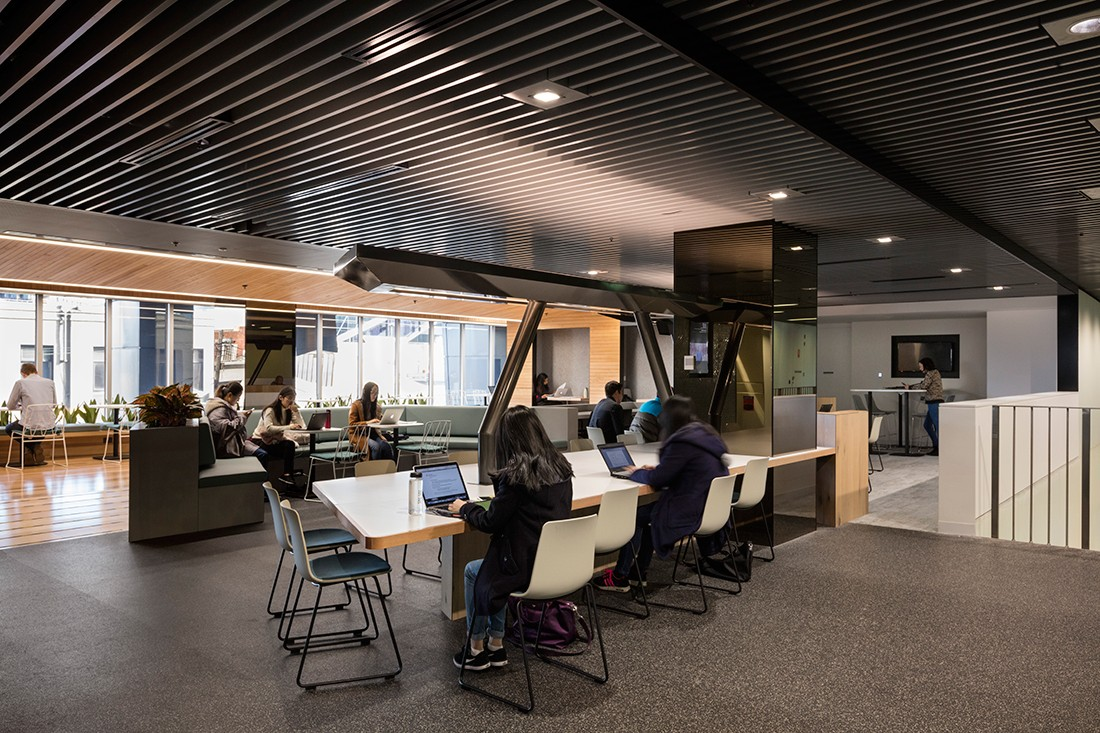 DesignInc refits University of Melbourne Business School 11