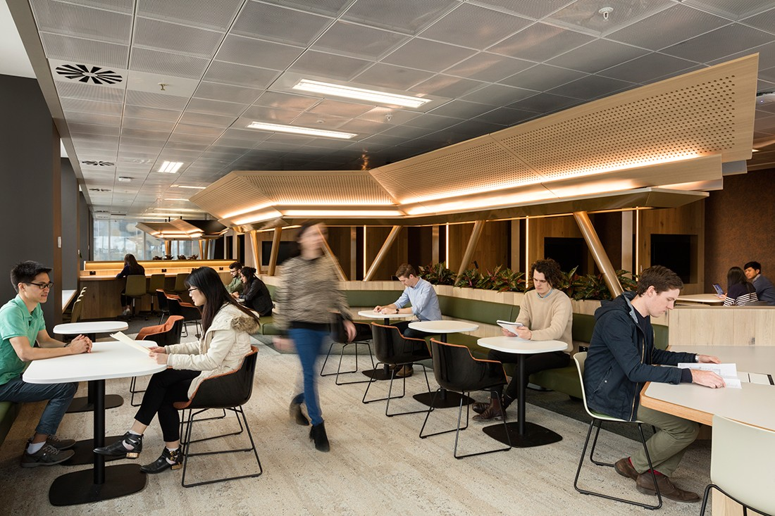 DesignInc refits University of Melbourne Business School 6