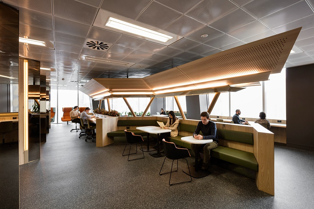 DesignInc refits University of Melbourne Business School 5