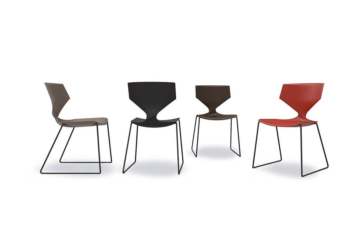 Quo Stacking Chair Domo Indesignlive Collection Design