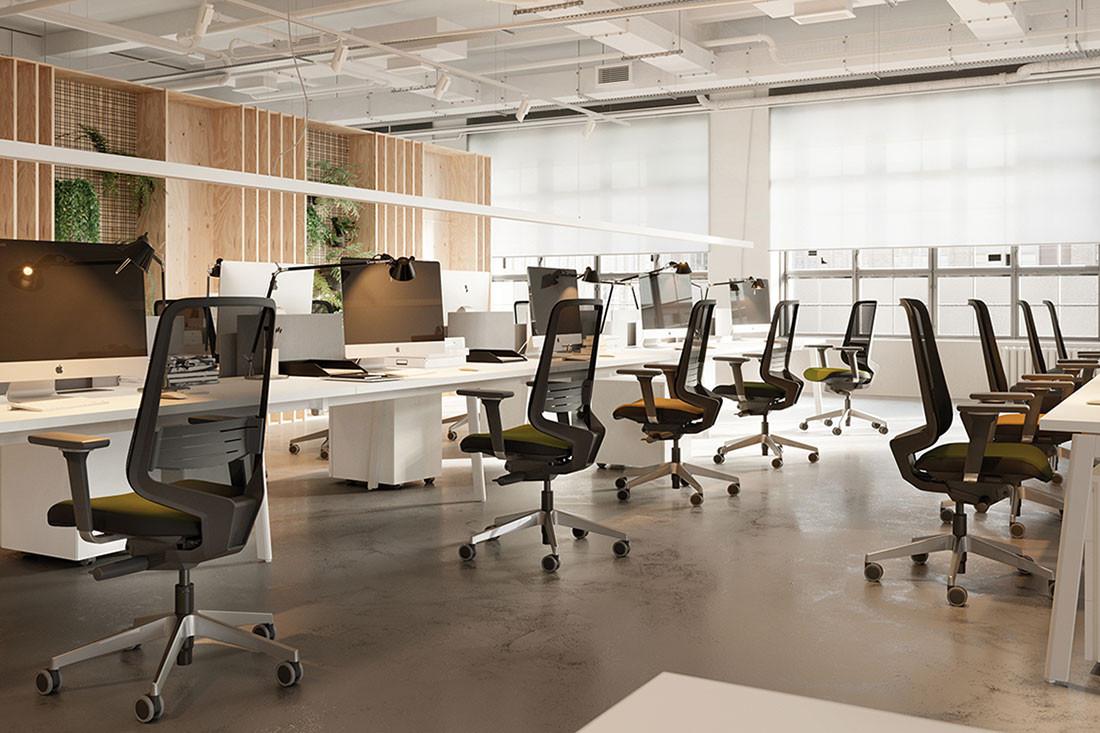 Ergonomic Design For Modern Offices Indesignlive