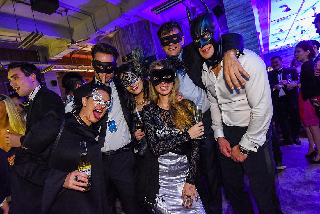 JEB's Masquerade Ball