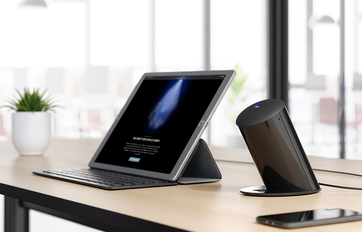 Bosse ION-Cloud Desk makes returning to the office a breeze
