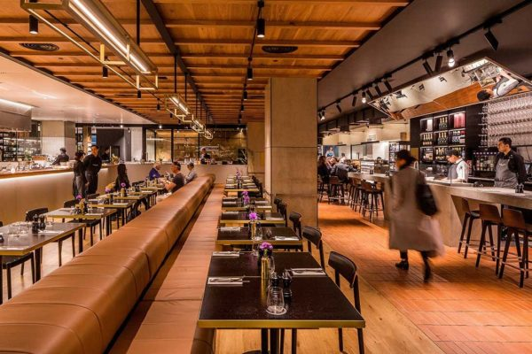 David Jones Food Hall by Landini Associates