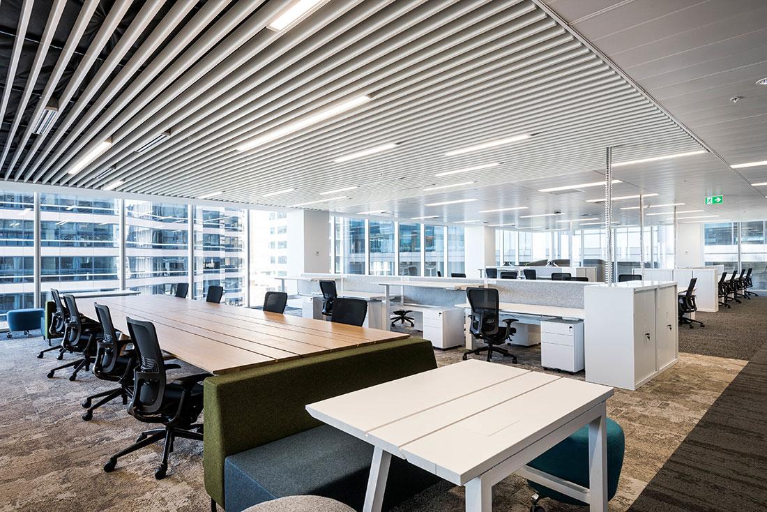 Deloitte perth by geyer architecture design for Interior design agency perth