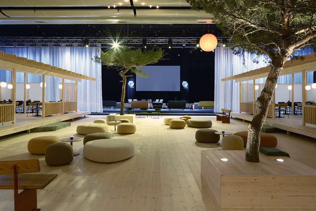 The Design Bar, designed by Anderssen & Voll.