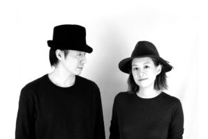 (L-R) Wilson Lee and Emily Ho, founders of Studio Adjective.