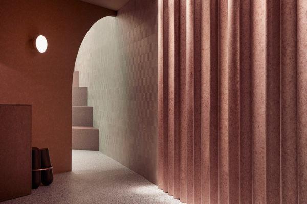 Dezeen Awards 2018 winner: Small interior –The Lookout by Note Design Studio. Photo by Staffan Sundström.