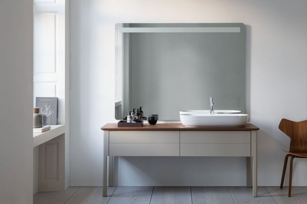 The Luv range from Duravit