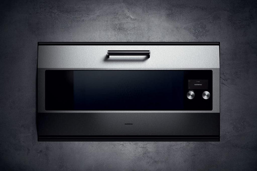 the eb 333 oven the icon of gaggenau architecture design. Black Bedroom Furniture Sets. Home Design Ideas