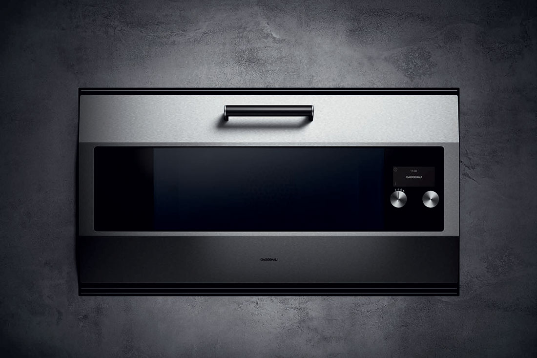 the eb 333 oven the icon of gaggenau architecture design. Black Bedroom Furniture Sets. Home Design Ideas