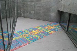 We Make Carpets installation at NGV