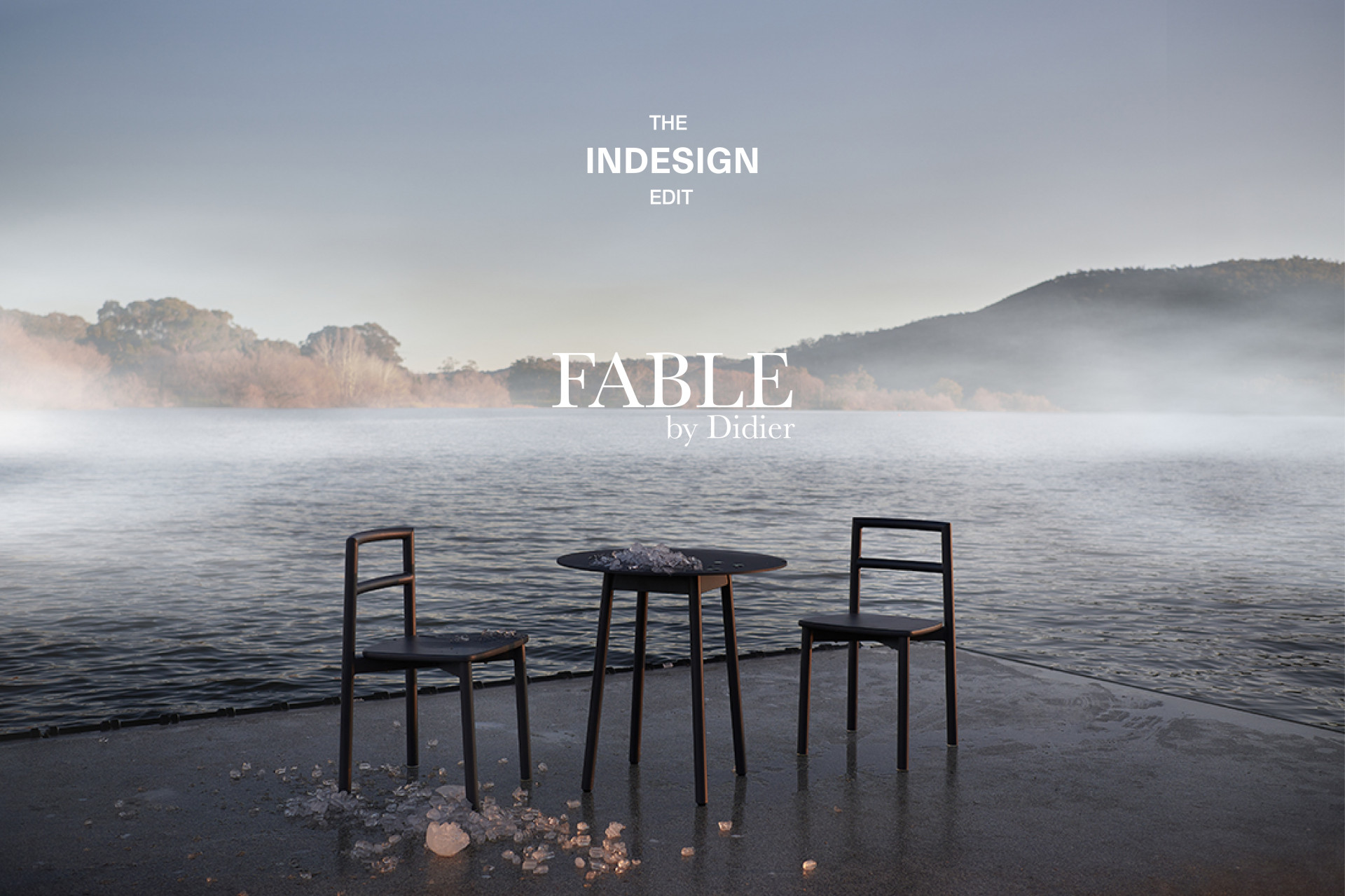 The Indesign Edit: FABLE by Didier