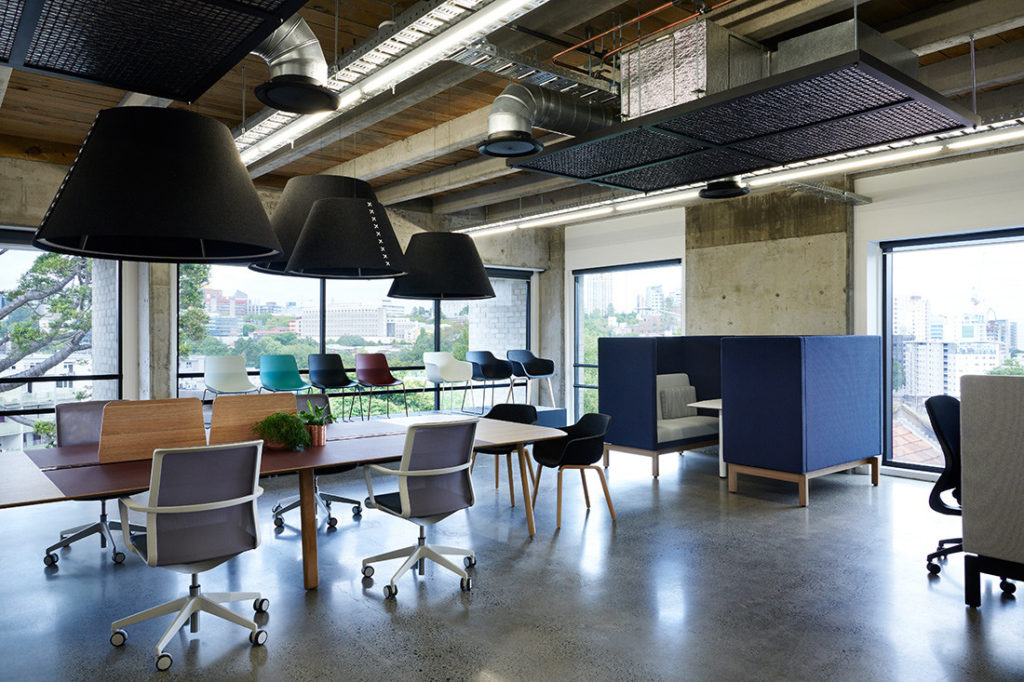 Zenith Auckland in Parnell brings an industrial aesthetic