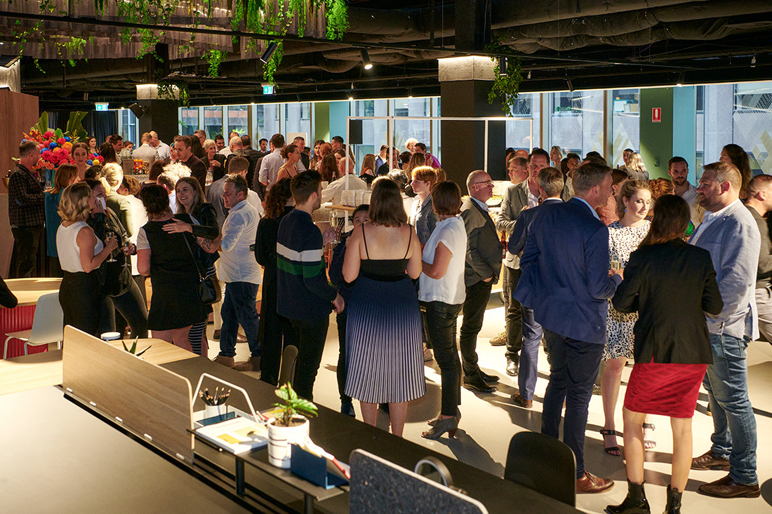 Zenith Interiors celebrates its Melbourne Showroom Launch