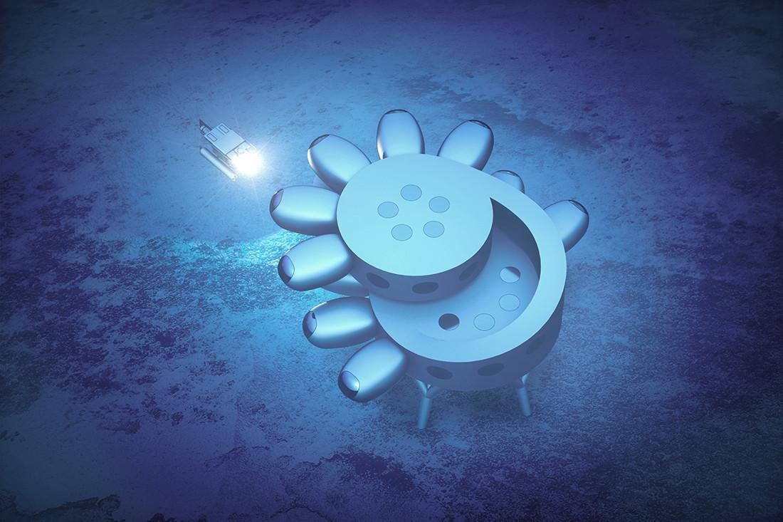 Fabien Cousteau's Proteus ™. Concept designs by Yves Béhar and fuseproject.