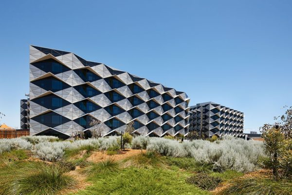 healthcare design by HASSELL