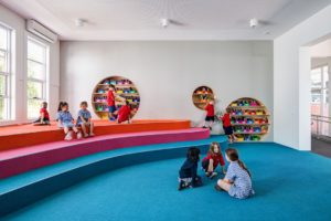 Frankston Primary School by Chaulk