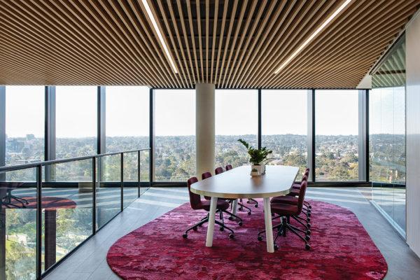 Designer Rugs presents workplace design