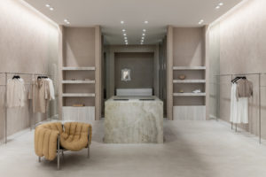 Viktoria & Woods' minimalist flagship store in Chadstone