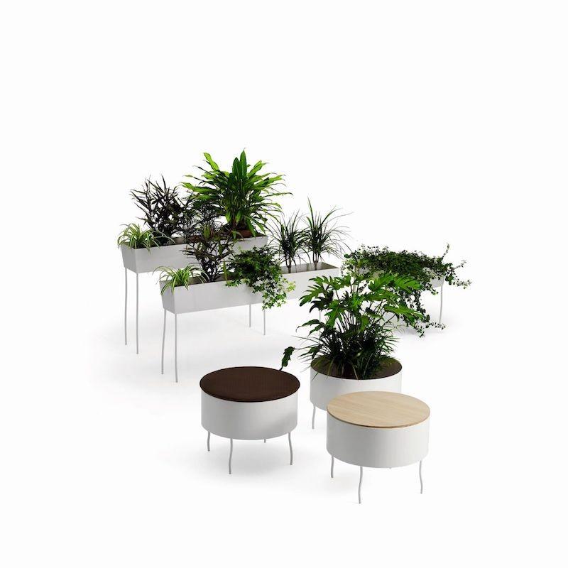 green pedestals 3