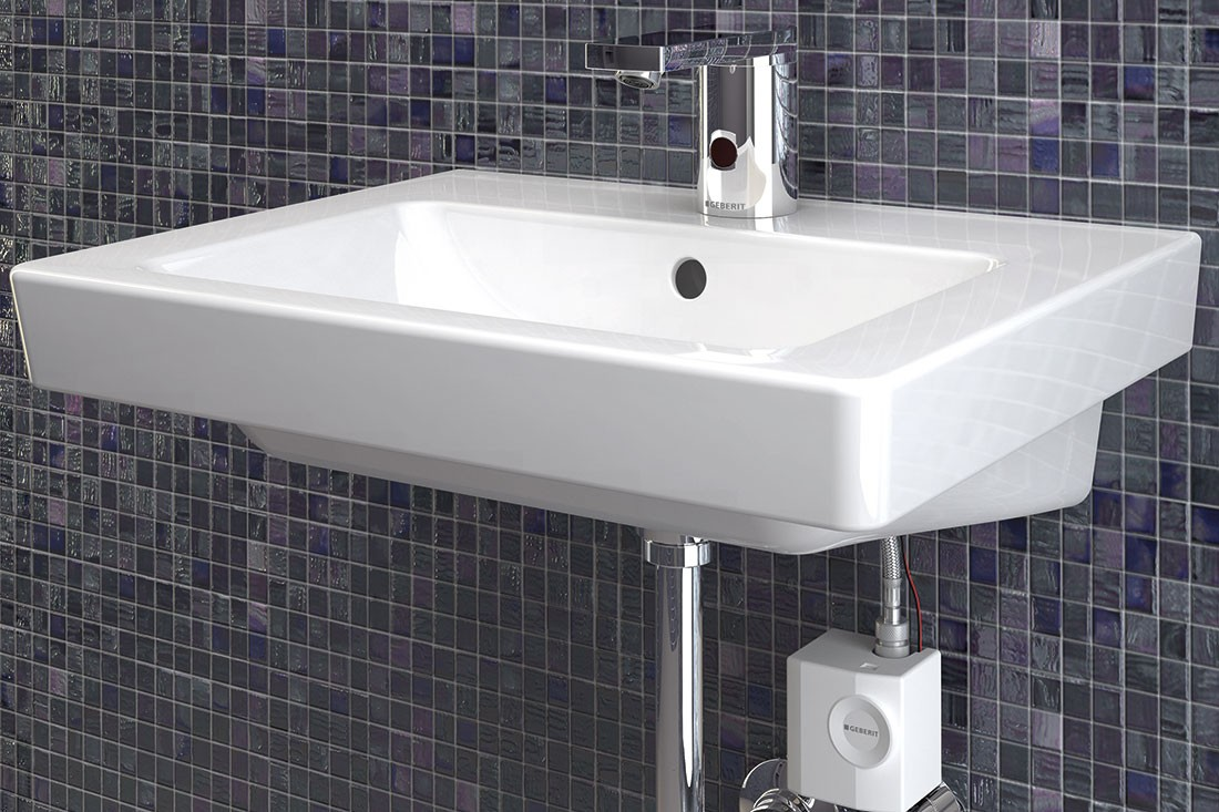 The power of touch-free sensor taps