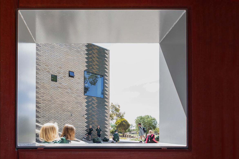 Geelong College Junior School designed as a miniature town