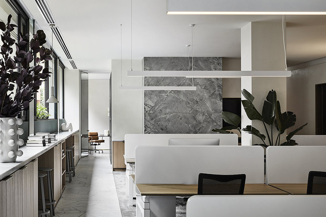 5 workplace design trends seen in the Australian Interior Design Awards 2021