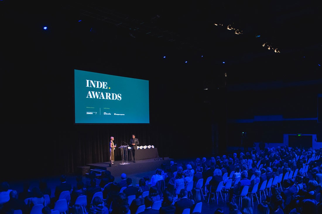 Announcing your 2018 INDE.Awards jury