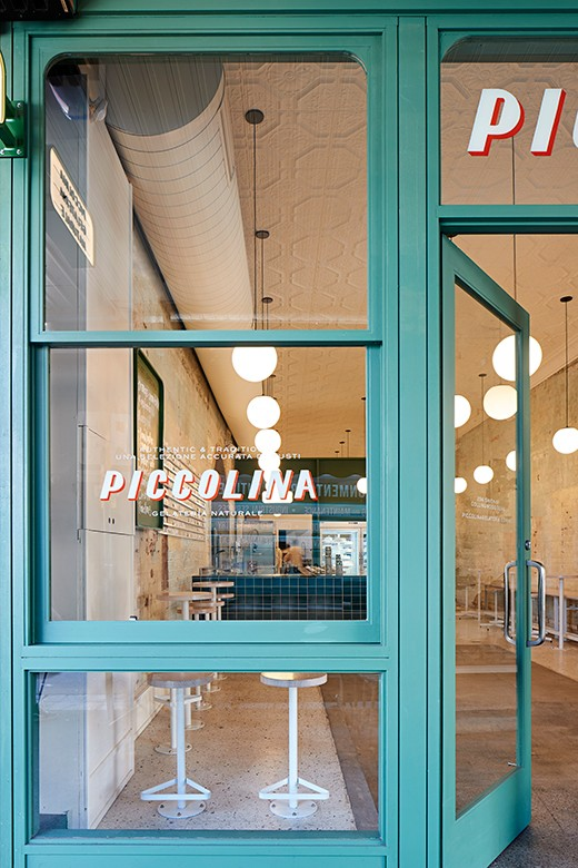 Piccolina in Collingwood embraces an Italian heritage.