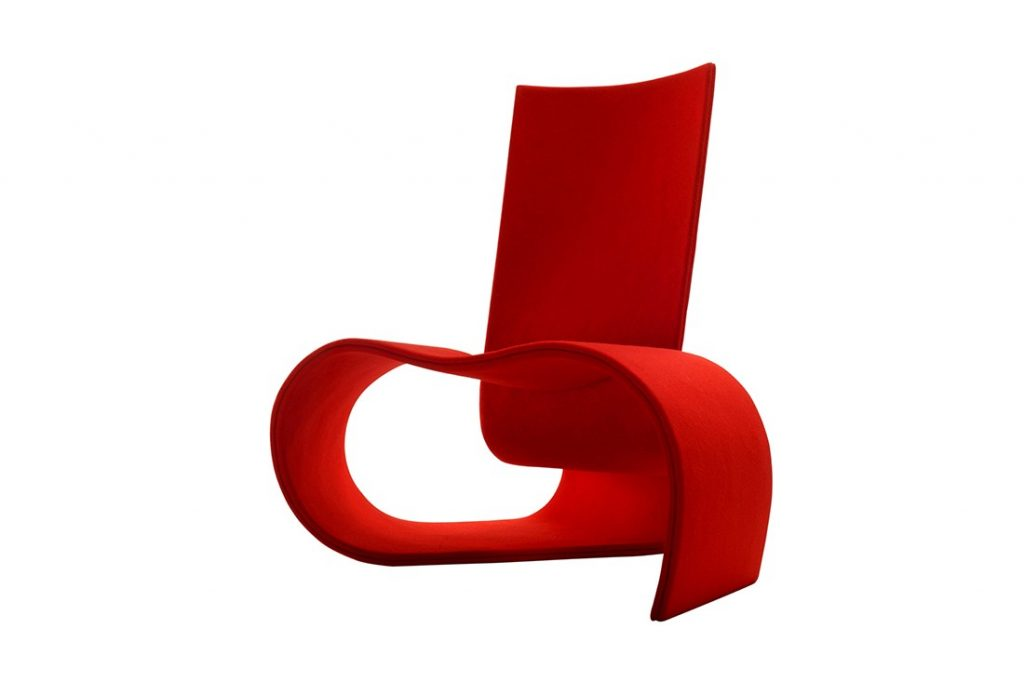 101 Chair by Helen Kontouris, available through Schiavello.