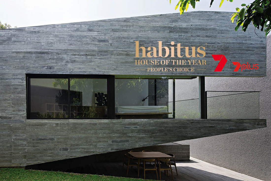 Habitus House of the Year People's Choice splashes onto Channel 7