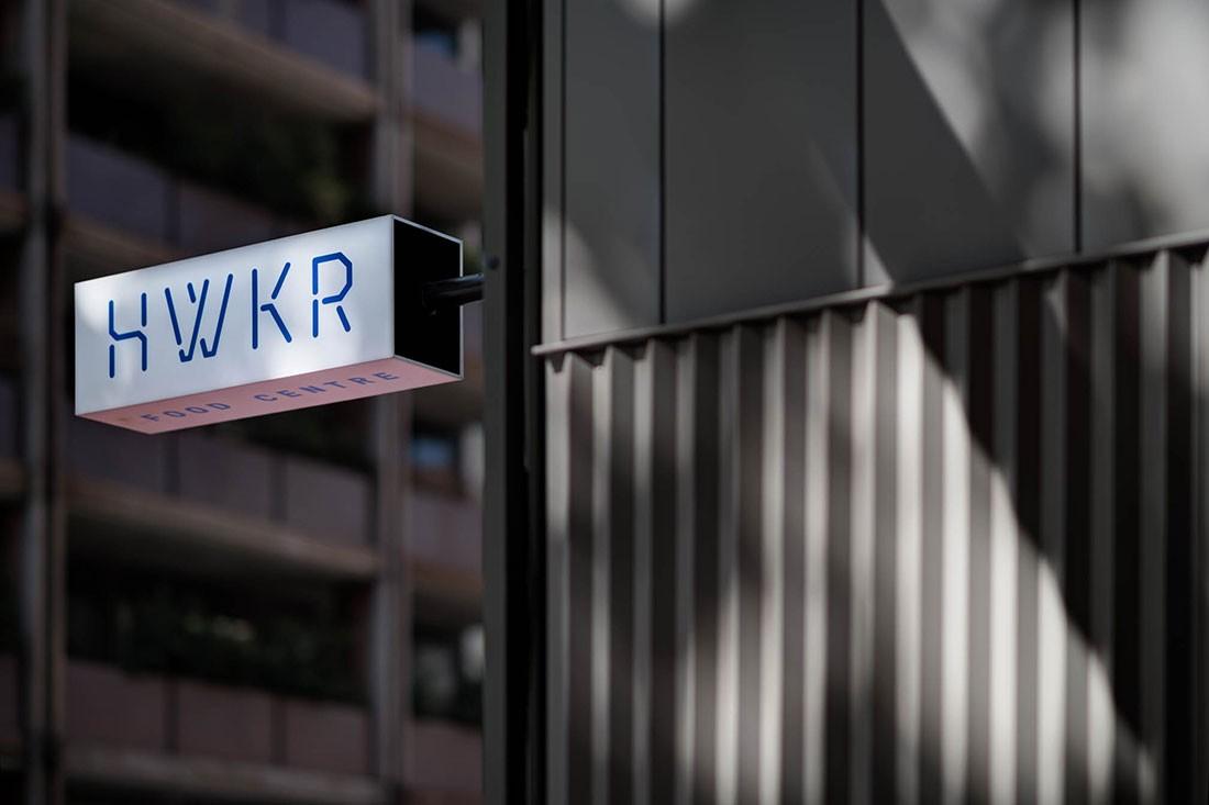 HWKR Signage