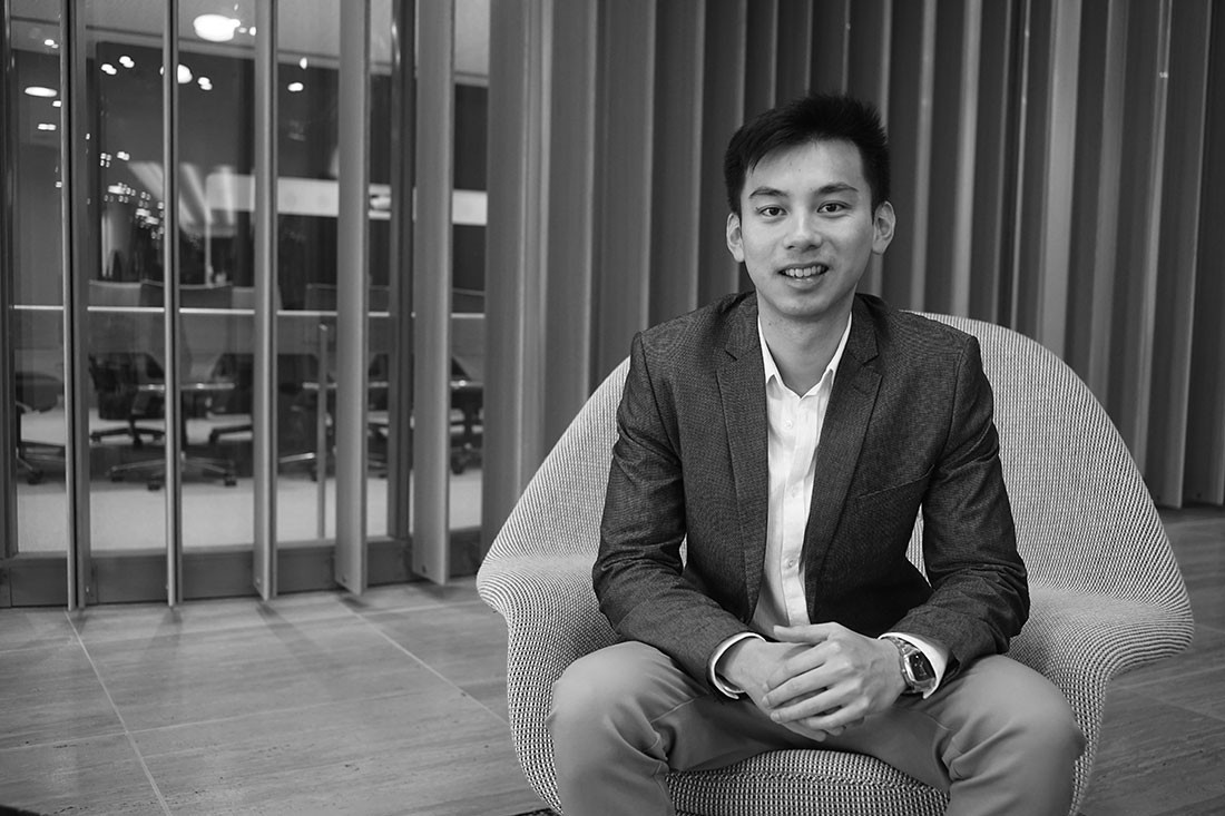 HY William Chan aptly appointed to lead Global Shapers