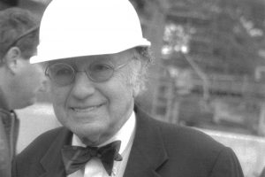 Harry Seidler portrait